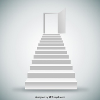 white-stairs-and-door_23-2147508578