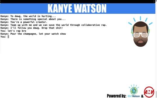 KanyeWatson
